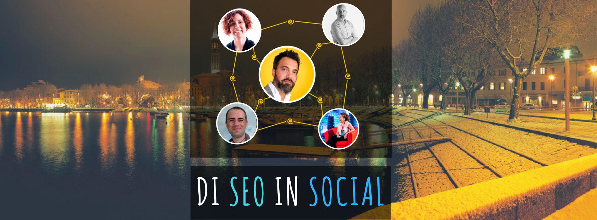 di seio in social - viaggio nel web per il turismo - lecco