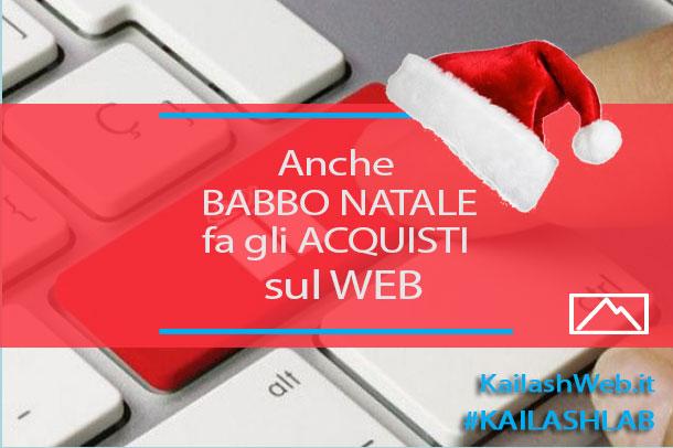 E-commerce per le vendite natalizie - KailashWeb