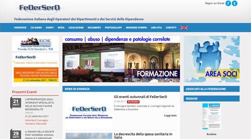 Federazione Italiana degli Operatori dei Dipartimenti e dei Servizi delle Dipendenze