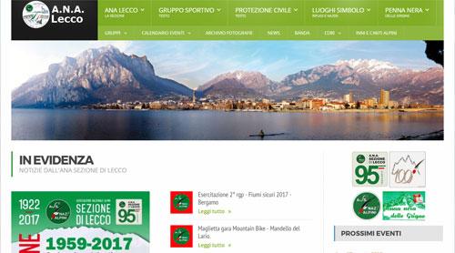 Associazione Nazionale Alpini sezopme di Lecco