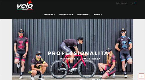 veloplus abbigliamento ciclismo personalizzato made in italy